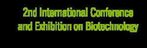 2nd World Congress on Biotechnology