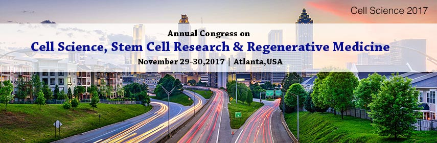 Annual Congress on Cell Science, Stem Cell Research  & Regenerative Medicine